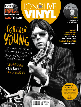 Long Live Vinyl ISSUE25