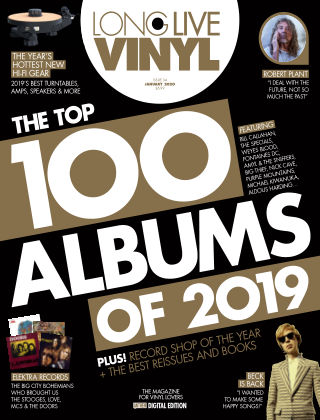 Long Live Vinyl January 2019