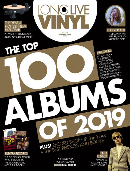 Long Live Vinyl December 04, 2019 00:00