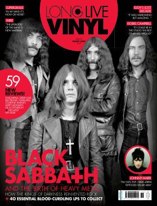 Long Live Vinyl March 2020