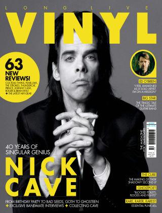 Long Live Vinyl May 2020