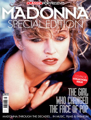 Classic Pop Presents Madonna Issue 01