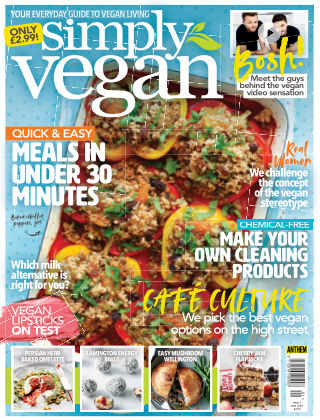 Simply Vegan Issue 1