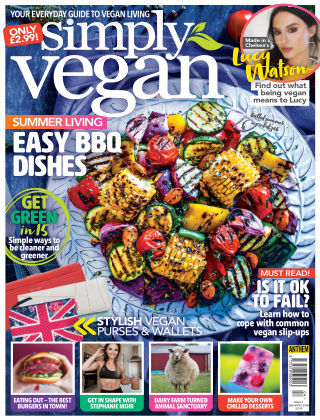 Simply Vegan Issue 4