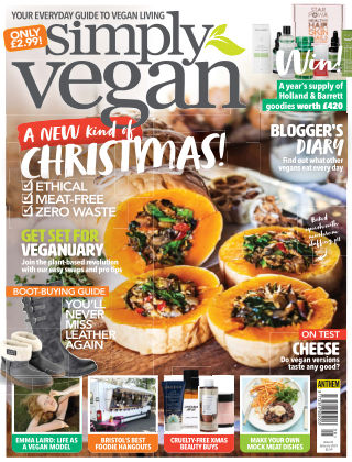 Simply Vegan ISSUE 8