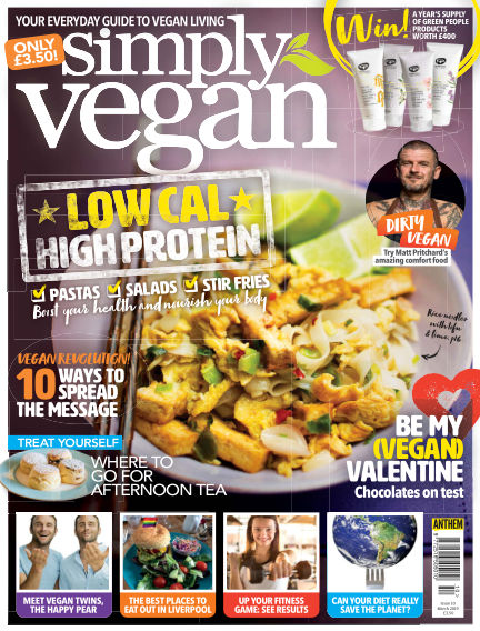 Simply Vegan February 06, 2019 00:00