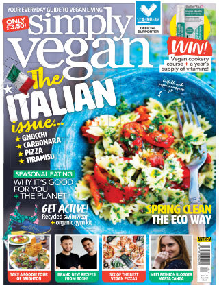 Simply Vegan Issue 12