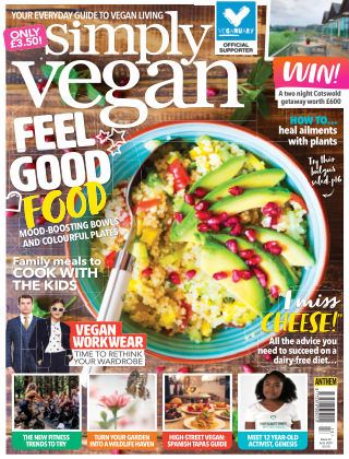 Simply Vegan Issue 13