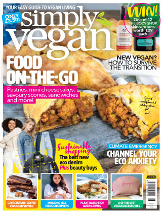 Simply Vegan Issue 16