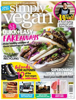 Simply Vegan Issue 17