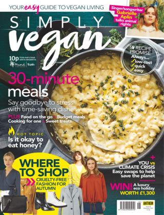 Simply Vegan November 2019