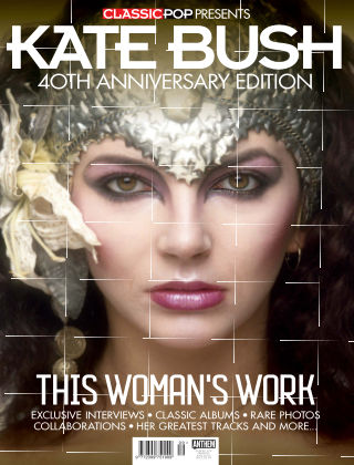 Classic Pop Presents Kate Bush Issue 01
