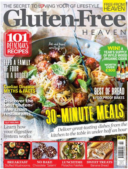 Gluten-Free Heaven May 31, 2018 00:00