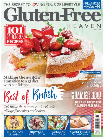 Gluten-Free Heaven July 27, 2018 00:00
