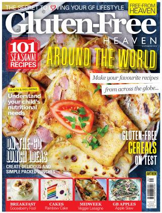 Gluten-Free Heaven September 2018