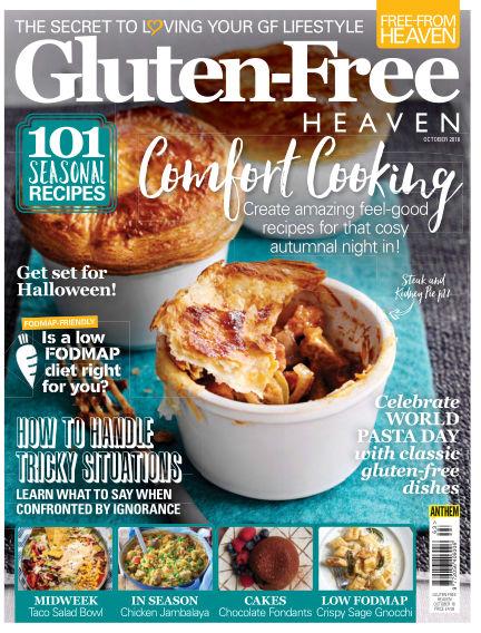 Gluten-Free Heaven September 28, 2018 00:00