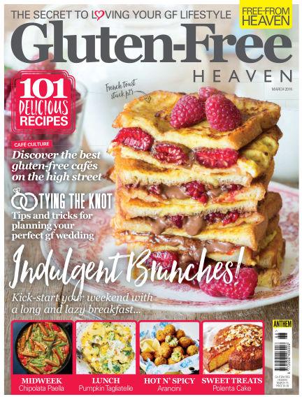 Gluten-Free Heaven February 27, 2019 00:00