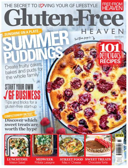 Gluten-Free Heaven July 25, 2019 00:00