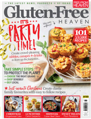 Gluten-Free Heaven December 2019