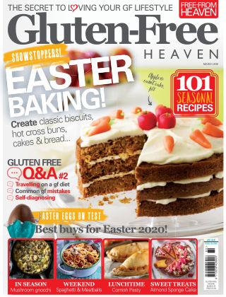Gluten-Free Heaven March 2020
