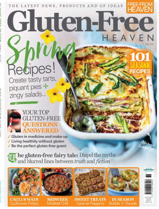 Gluten-Free Heaven April 2020