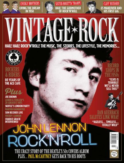 Vintage Rock May 12, 2018 00:00