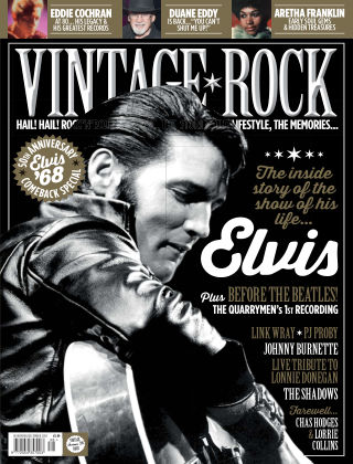 Vintage Rock ISSUE 38