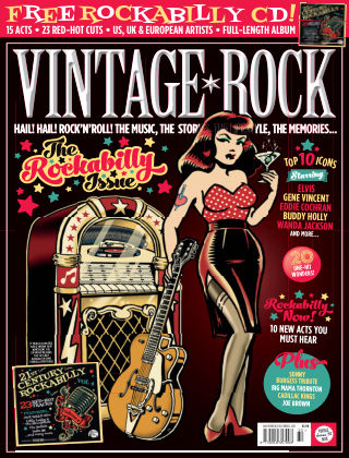 Vintage Rock ISSUE 32