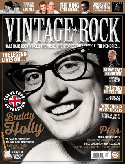 Vintage Rock April 01, 2018 00:00
