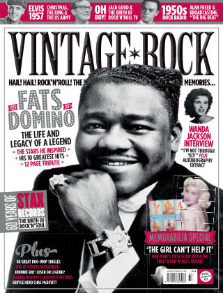Vintage Rock ISSUE 33