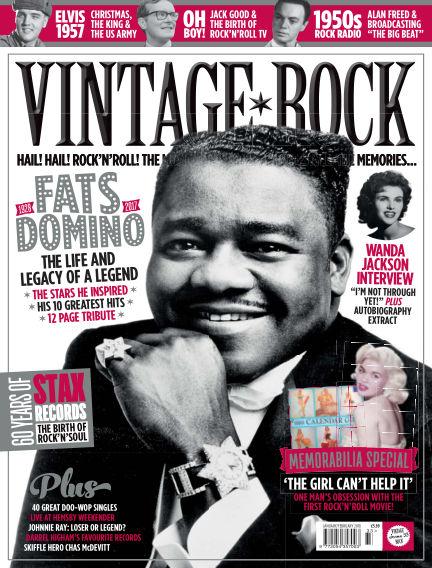 Vintage Rock March 01, 2018 00:00