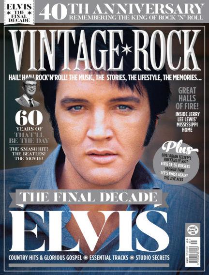 Vintage Rock January 01, 2018 00:00