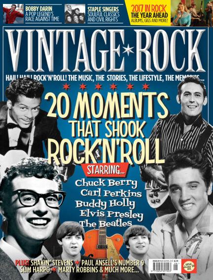 Vintage Rock October 01, 2017 00:00