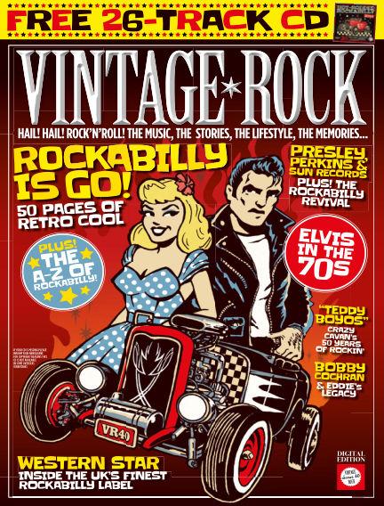 Vintage Rock February 08, 2019 00:00