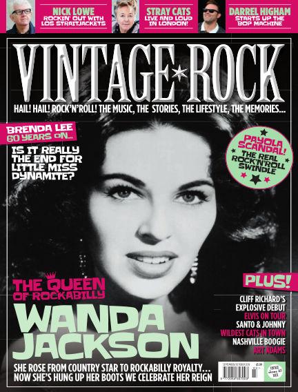 Vintage Rock August 07, 2019 00:00