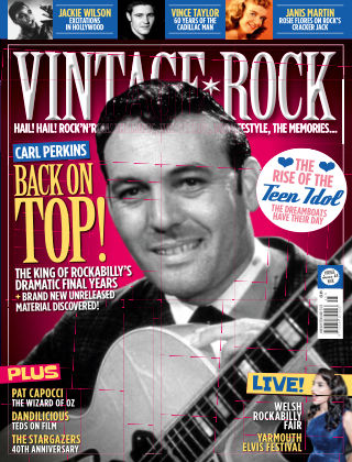 Vintage Rock Issue 45