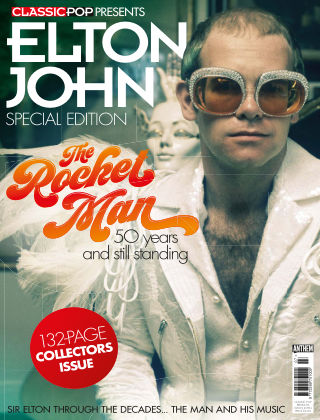 Classic Pop Presents Elton John Issue 01