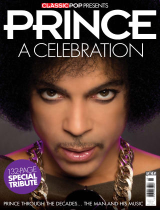 Classic Pop Presents Prince Issue 01