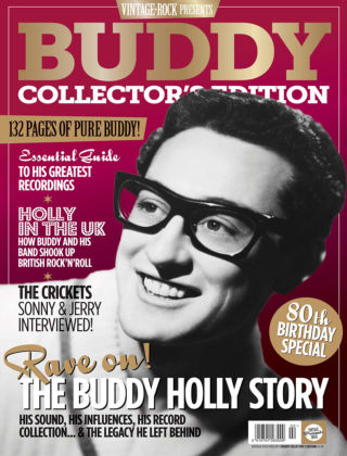 Vintage Rock Presents BUDDY HOLLY