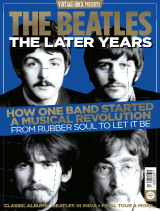 Vintage Rock Presents BEATLES: LATER YEARS