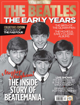 Vintage Rock Presents BEATLES: EARLY YEARS