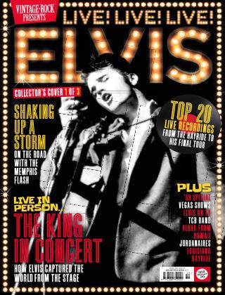 Vintage Rock Presents Elvis