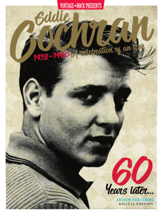 Vintage Rock Presents Eddie Cochran