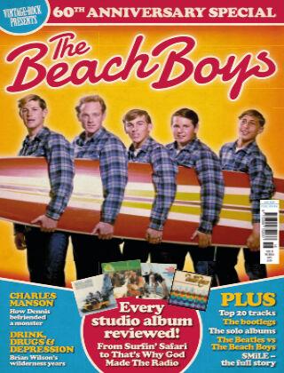Vintage Rock Presents 18 The Beach Boys