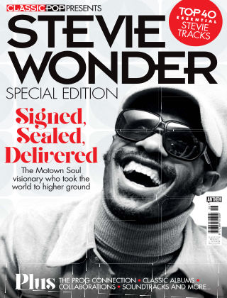 Classic Pop Presents Stevie Wonder