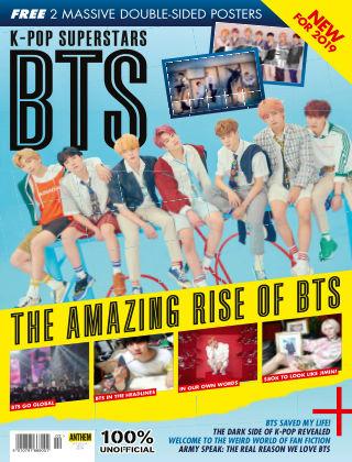 K-Pop Superstars: BTS ISSUE 2