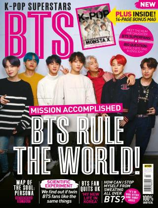 K-Pop Superstars: BTS Summer 2019