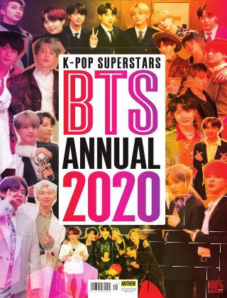 K-Pop Superstars: BTS Annual 2020