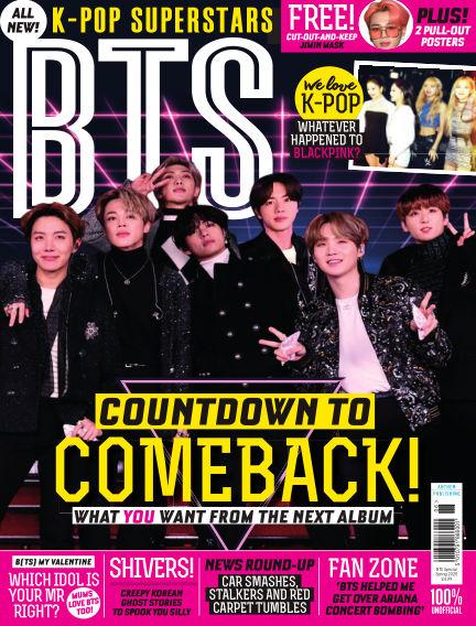 K-Pop Superstars: BTS January 28, 2020 00:00