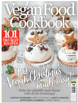 Vegan Cookbook: Christmas issue Christmas Issue